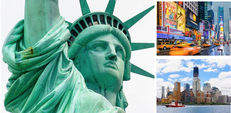 New York City in 2020!