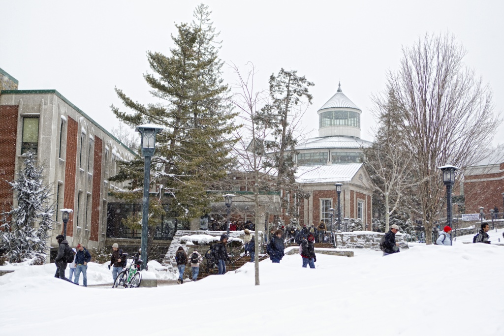 Appalachian State University     Boone, NC